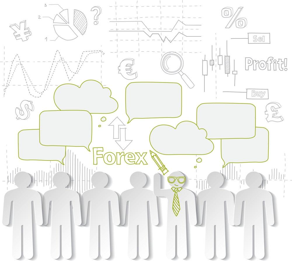 Các thành phần tham gia Forex