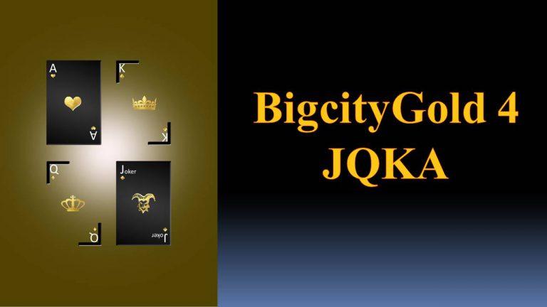 BigcityGold 4 JQKA – BUY toàn tập – Gold sẽ bay