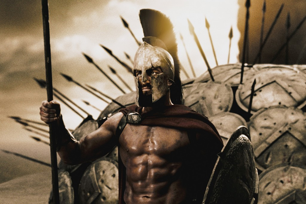 Chiến binh Sparta