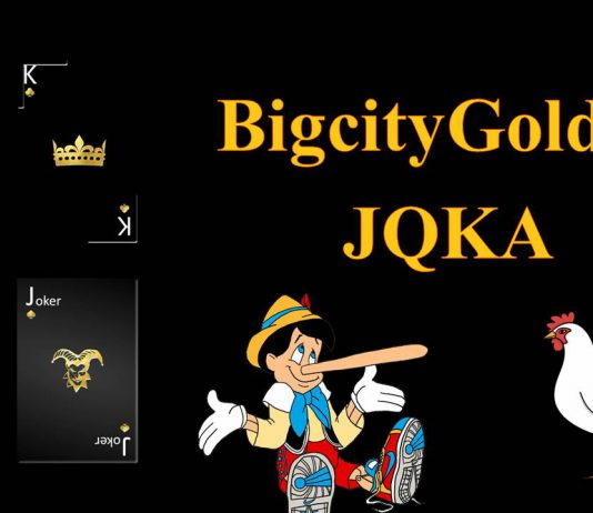 BigcityGold 5 - Những Kẻ Nói Láo - Quỹ JQKA Khởi Động