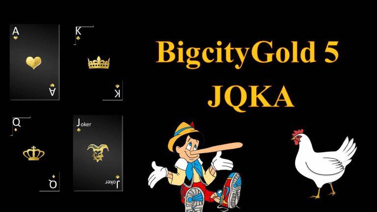 BigcityGold 5 – Những Kẻ Nói Láo – Quỹ JQKA Khởi Động